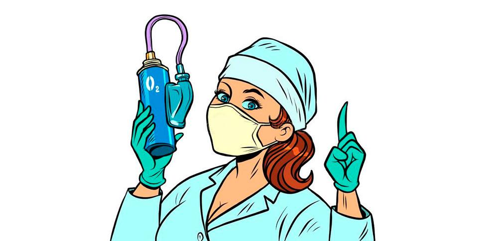 Oxigenoterapia en los pacientes con EPOC